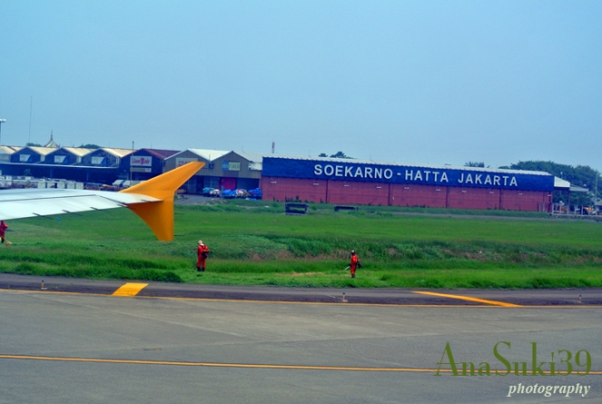Soekarno-Hatta International Airport
