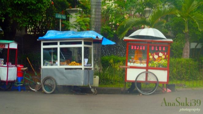 Streets Food Stall