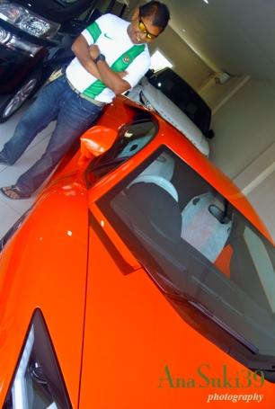 Bro Idris & Lamborghini