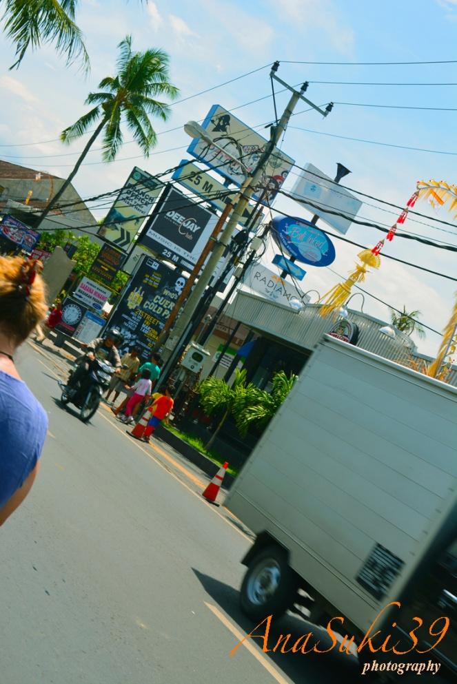Streets to Kuta